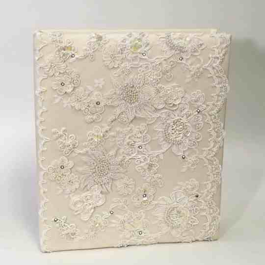 KWR-SF7-Cream-Matte-Satin-with-Pearls-and-Rhinestones-on-Lace