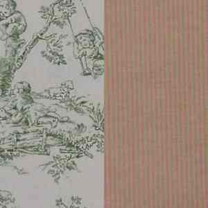 Fabric-Swatch-Cotton-Celadon-Toile-with-Green-Pinstriped-Cotton