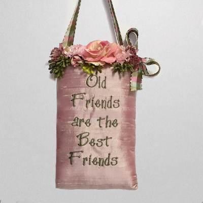 SH6-OFBF-Old-Friends-are-the-Best-Friends-Sachet-in-Pink-Silk