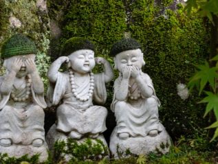 Soul and silence in Miyajima