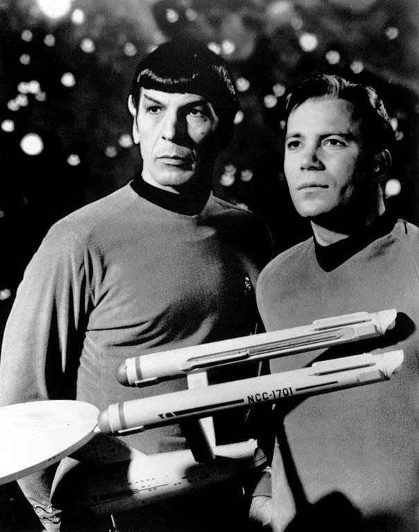 I Am Spock. Apparently.