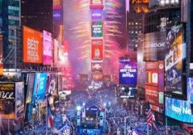 New Year's Eve in NYC