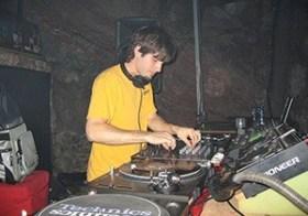 First Gig DJ/producer Daniel Greencross