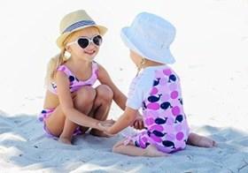 Zomerse hoedjes van UV-fashions