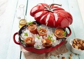 Dieprode tomatencocotte