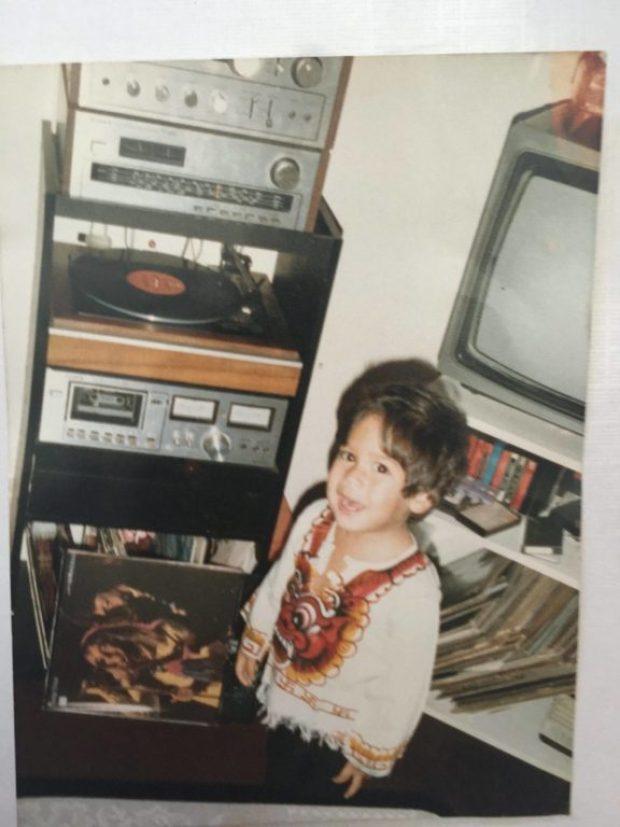 DJ Ruff 3 years Marcelineke