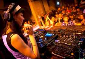 My First Gig Linda Zimmerman aka DJ/producer Fraulein Z (The Netherlands)