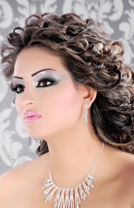 Coiffure de mariage algerien