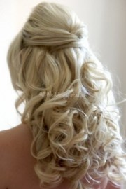 coiffure mariage cheveux laches