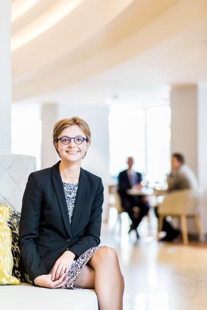 Martine Conings – directeur NH Hotel Utrecht