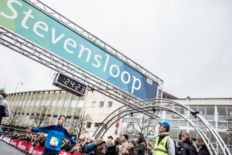 stevensloop, Stevensloop 2015 Nijmegen