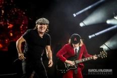 AC/DC by Marcel Krijgsman