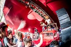 Bombascha DJ Show - Marcel Krijgsman