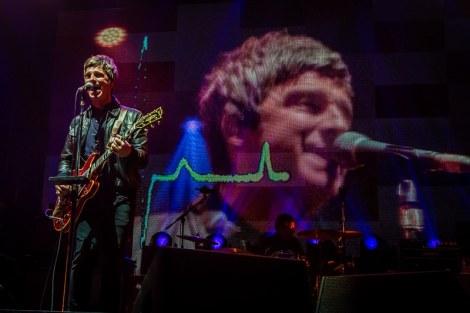 Noel Gallagher's High Flying Birds by Marcel Krijgsman