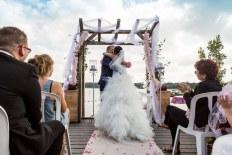 Huwelijksfotografie - het huwelijk van Alicia en Dave door Marcel Krijgsman