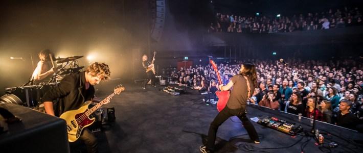 Navarone maakt van de albumrelease 'Oscillation' een FEEST!