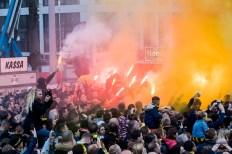 Huldiging Vitesse in Arnhem - Marcel Krijgsman