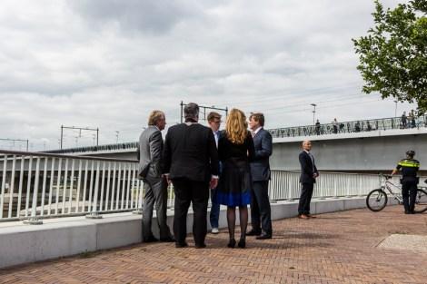 Koning Willem Alexander opent Velo-City in Nijmegen - Marcel Krijgsman