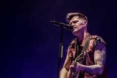 The Script in Ziggo Dome Amsterdam door Marcel Krijgsman