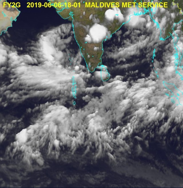Monsone Maldive oggi