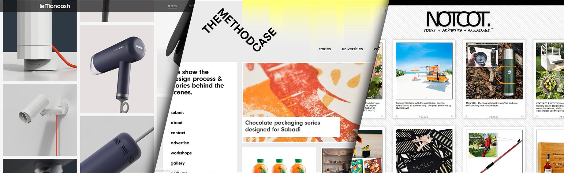Good i migliori e meno famosi design blog del prodotto for Interior designer famosi