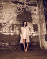 FOTOGRAFIA: PEDRO QUINTANA PRODUCCION: MARIA EUGENIA IBARRA MAKE UP & HAIR: MARCELO BHANU MODELO: SANJA -WLM-