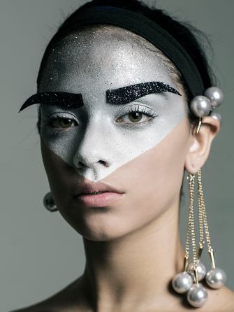 WORKSHOP MAKEUP EDITORIAL THE COLLECTIVE FOTOGRAFIA:JAIME ARRUA MAKEUP: JESSICA MELLA MODELO: WELOVEMODELS