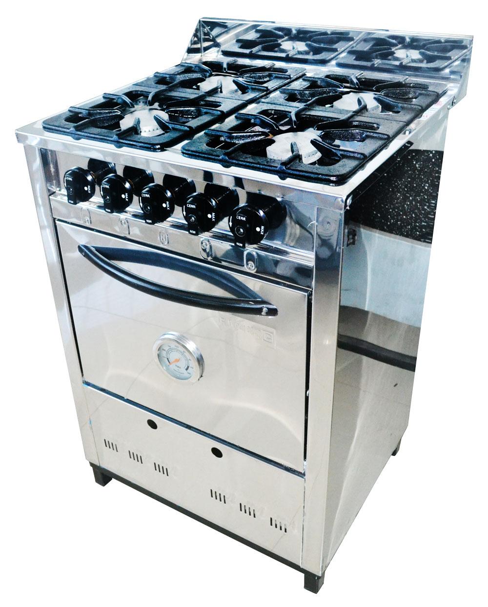 Cocina Semi Industrial Best Cocina Fj Calabro With Cocina