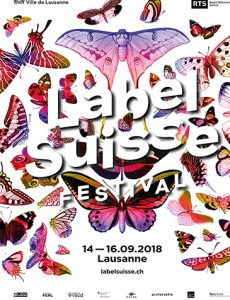 Festival Label Suisse 2018