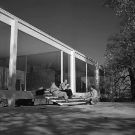La arquitectura del silencio. Foto ©Hedrich Blessing Collection