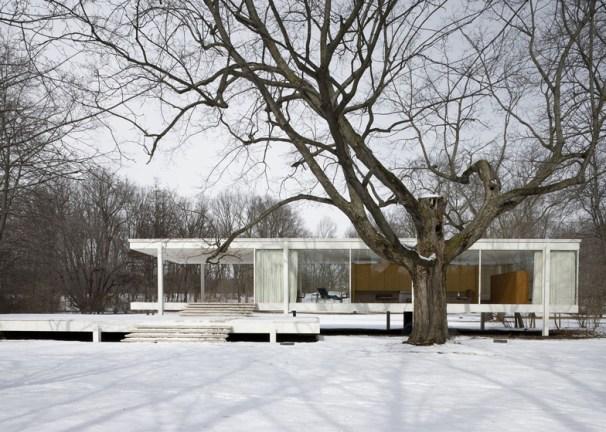La arquitectura del silencio. Foto Carol M. Highsmith