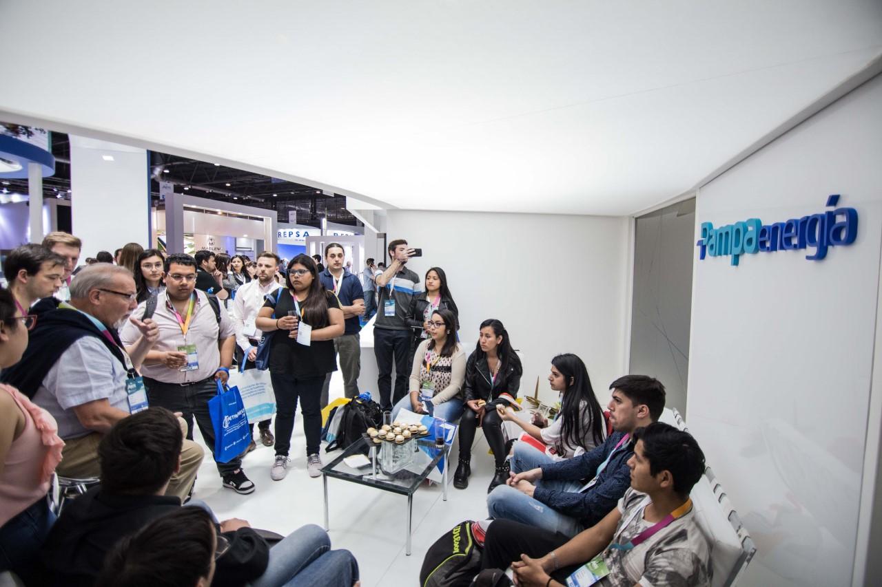 Fundación Pampa en AOG 2019-2