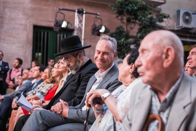 Inauguración Museo Holocausto - Marcelo Mindlin 03