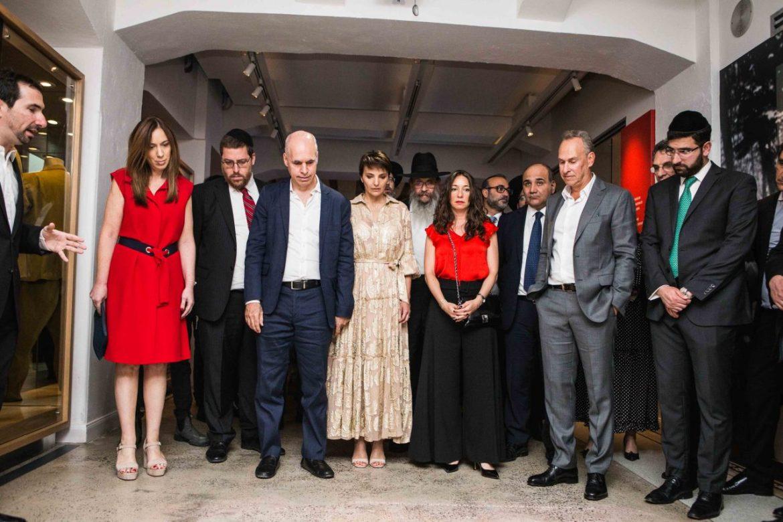 Inauguración Museo Holocausto - Marcelo Mindlin 04
