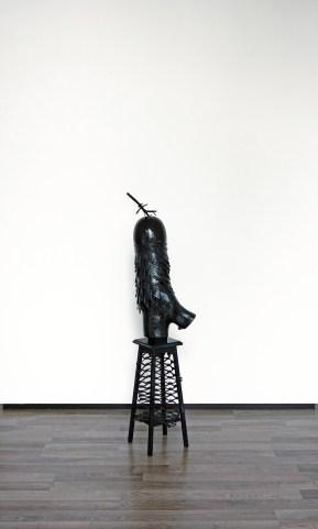 Christoffel (Joen) - 146 x 45 x 40 cm. - mixed media