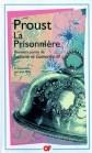Une des couvertures de La Prisonnière