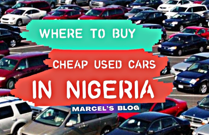 Where to Buy Cheap Used Cars in Nigeria