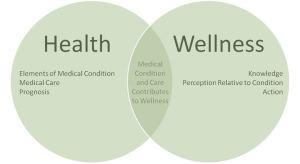 Health Vs Wellness