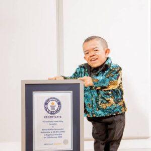 Top 5 Shortest Men In The World