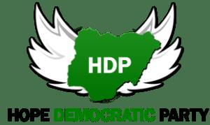 HDP Hope Democratic Party