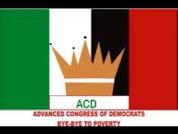 ACD Advanced Congress Of Democrats