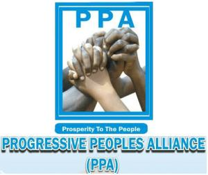 PPA Progressive Peoples Alliance