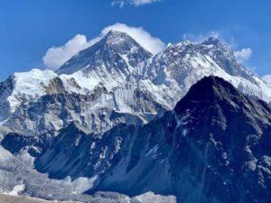 The Mount Everest Area