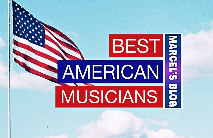 Best American Musicians