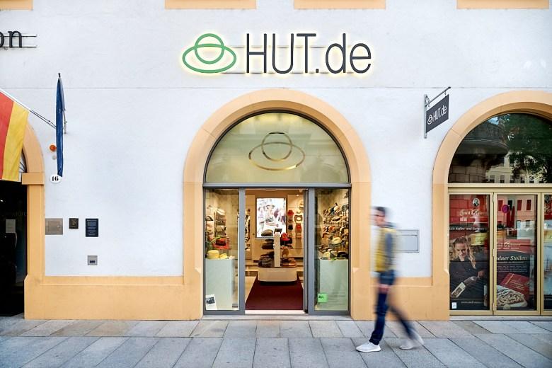 Marcel Schroeder Fotograf Architektur Corporate Business 01 Innenaufnahmen Ladengeschäft Dresden Hut.de