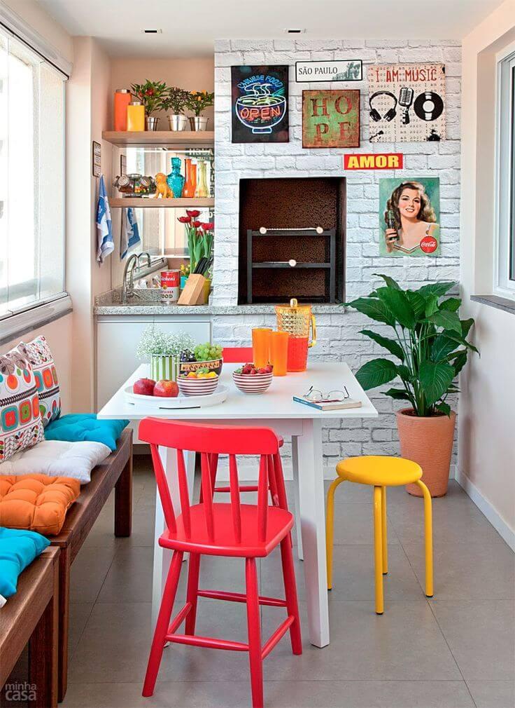 sofa usados baratos taupe leather recliner ideias de decoração para área churrasco – mademarchi