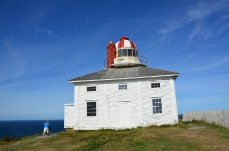 Cape Spear Lighthouse Newfoundland