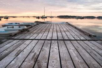 maine dock photo
