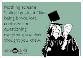 Don't be a broke college graduate