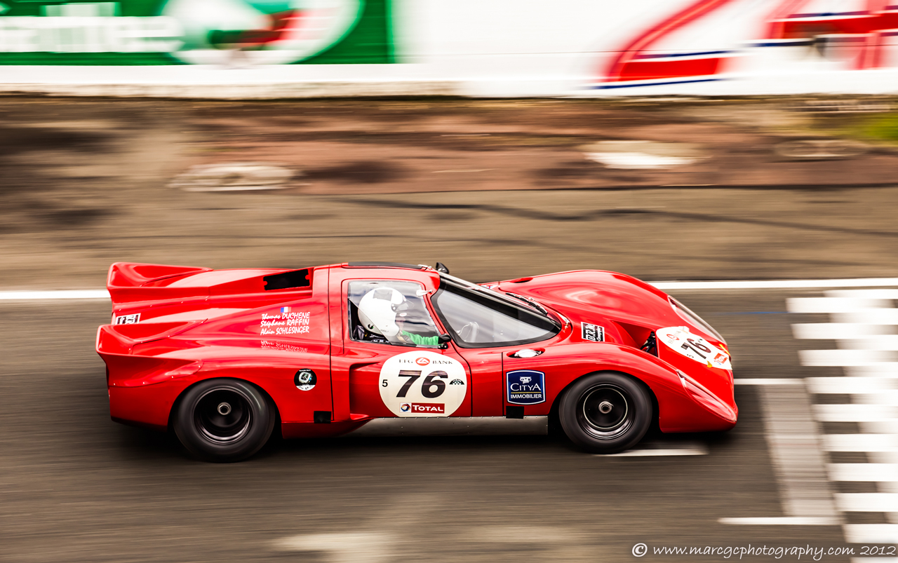 Bmw Cars Wallpapers 2012 Hd Le Mans Classic 2012 Chevron B16 1970 Marc G C